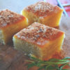 (VEGAN) Υπέροχος Χαλβάς Λεμονάτος Φούρνου