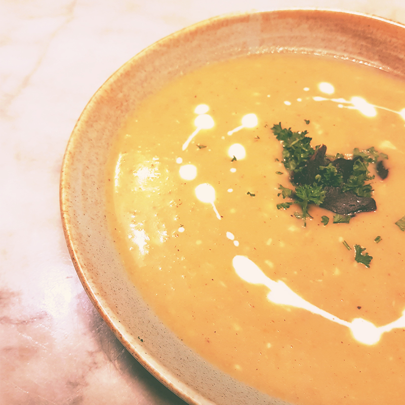 πατατόσουπα