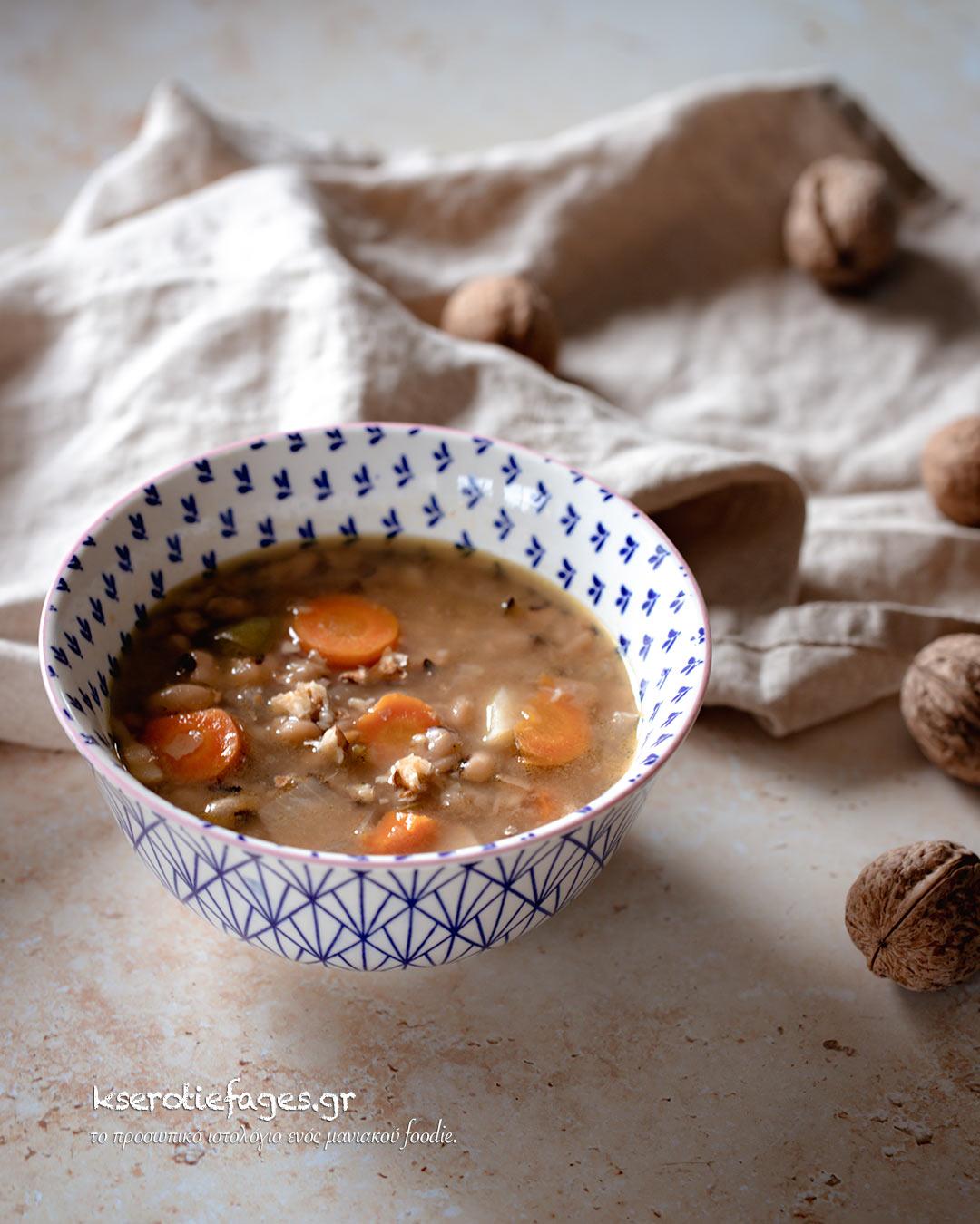 Σούπα λαχανικών