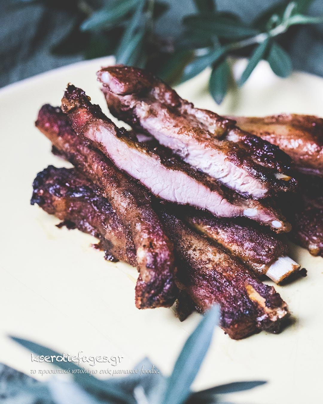 ribs χοιρινα (πανσετοκοκκαλα)