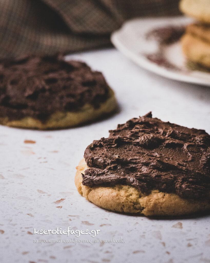 Soft Cookies με Γεύση Τσουρέκι.